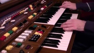 Going On Your Merry Way by Philip Jones / Yamaha Electone C-605