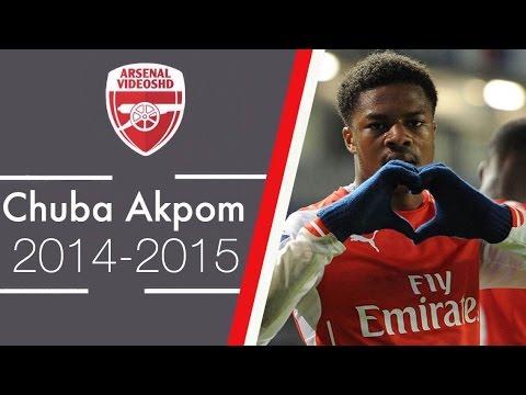 Chuba Akpom - Ready For First Team - 2015