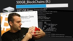 Bitcoin Core: Data Directory of Old Hard Drive with Bitcoin Blockchain Configuration