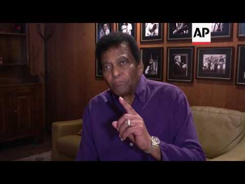 Charley Pride reflects on career as country music pioneer