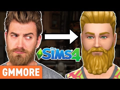 Creating Our Sims (The Sims 4)