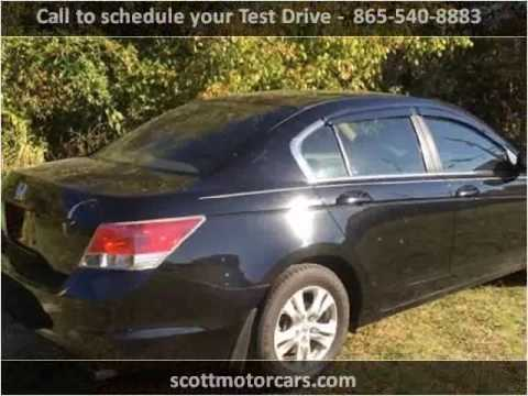 2010 honda accord used cars knoxville tn youtube