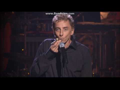 Flight of the Bumblebee- Barry Manilow Live