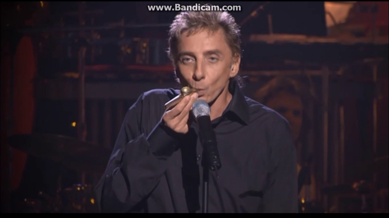 Flight of the Bumblebee- Barry Manilow Live - YouTube