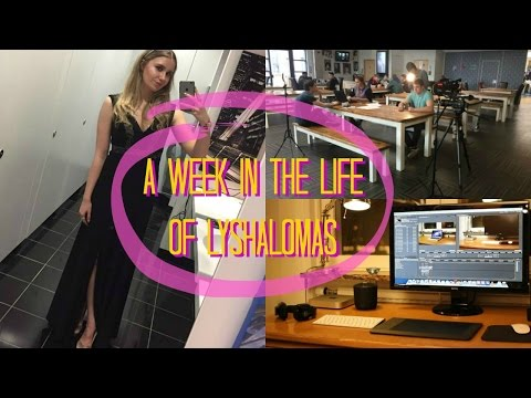 A WEEK IN THE LIFE OF LYSHALOMAS!