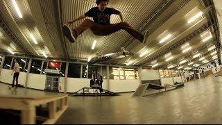 Progress - Lazer Flips - Jonny Giger
