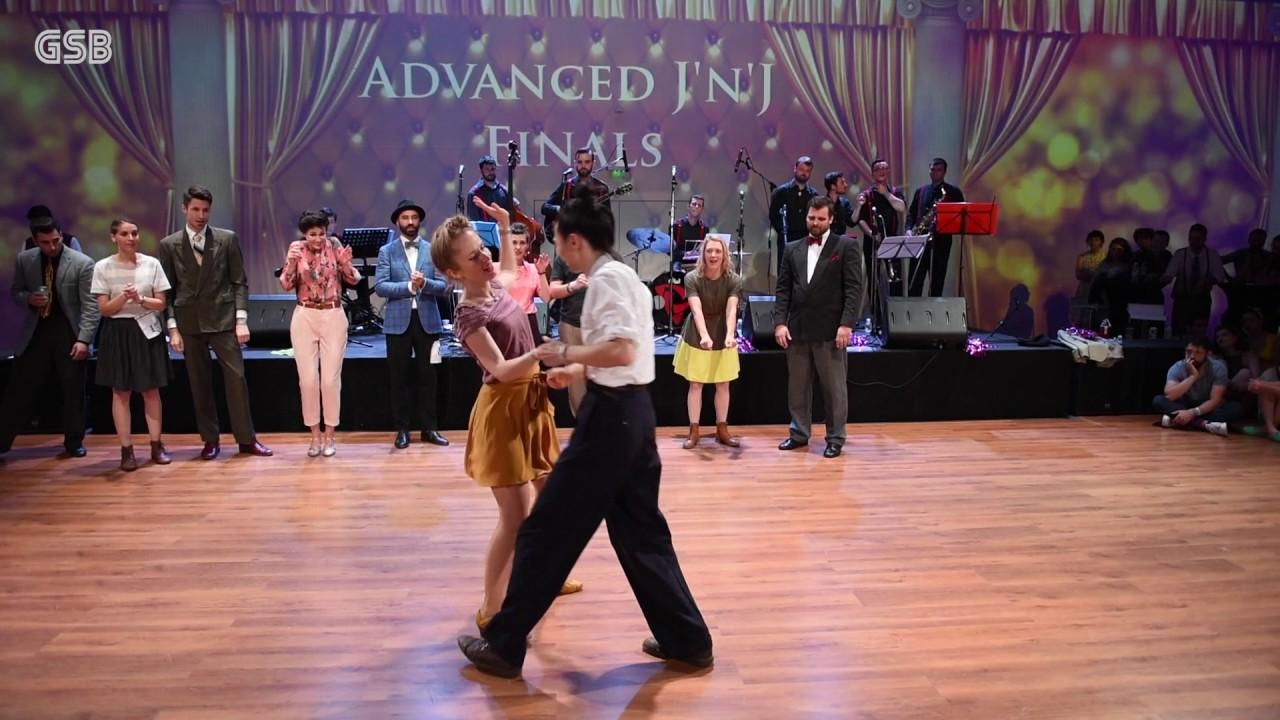 Sofia Swing Dance Festival 2017 - Adv. J&J Competition (Slow)