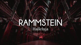Rammstein - Hallelujah (Lyrics/Sub Español) | Reloaded