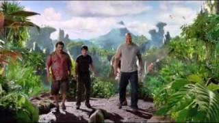 Путешествие 2: Таинственный остров (2012, трейлер)