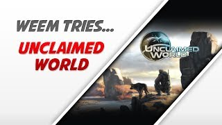 Unclaimed World Gameplay - Early Access, First Look