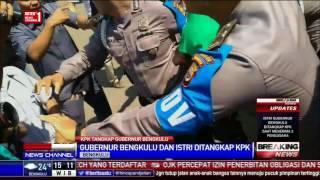 Download lagu Beginilah Suasana Evakuasi Istri Gubernur Bengkulu dari Mapolda Setempat MP3