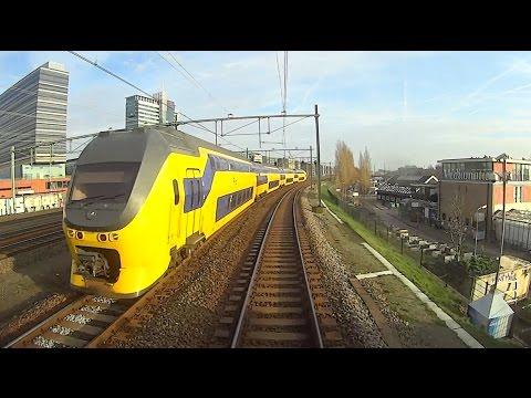 CABVIEW HOLLAND Amsterdam - Breukelen - Rotterdam SGM 2015
