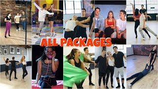 MACKENZIE ZIEGLER AND SAGE ROSEN | ALL REHEARSAL PACKAGES | DWTS JRS | KFZ MNZ