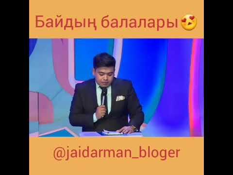Kazakça Komedi
