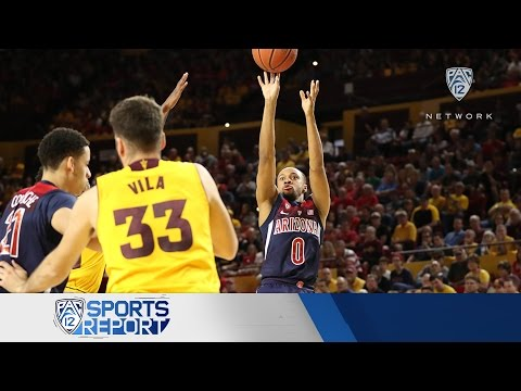 Highlights: Arizona men