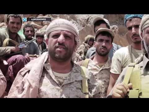 فيديو: جولة كاملة بعد إحكام الجيش الوطني اليمني والمقاومة الشعبية السيطرة على مدينة المخا
