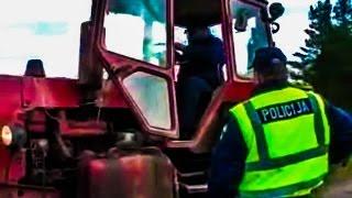 Repeat youtube video Pijani traktorist  + 3.9 promila