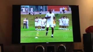 Programa FIFA 11+ de prevenção de lesões - Equipe FIFA, Bra