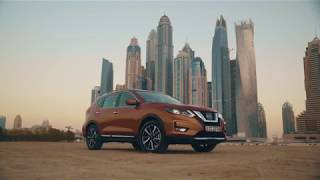 2018 Nissan X-Trail Overview English | Nissan Dubai
