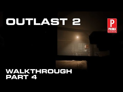 Outlast 2 Walkthrough Part 4 - Find the Generator, Use the Elevator