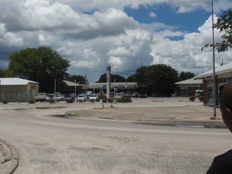 Welcome to Maun - Botswana