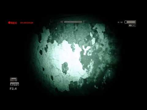 Outlast Bölüm 8-Kırık Kamera