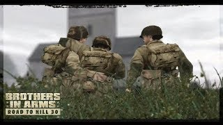 Brothers in Arms: Road to Hill 30 - Movie - Full Game / HD