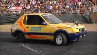 Crazy Peugeot 205!