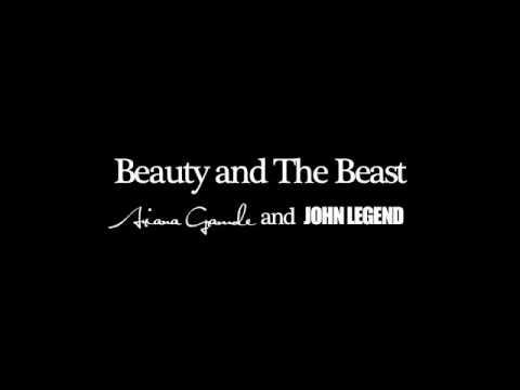 Beauty And The Beast - Ariana Grande And John Legend (Lyrics)