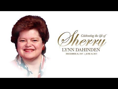Sherry Dahinden Celebration of Life Service