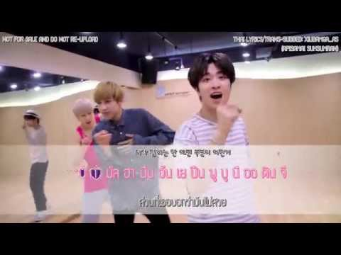 [karaoke/thaisub] GOT7-Just Right  Dance Practice #2 (Just Crazy Boyfriend Ver.)
