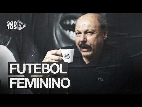 FUTEBOL FEMININO | CAFÉ COM O PRESIDENTE #10