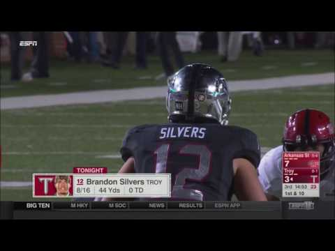 Arkansas State vs. Troy 2016