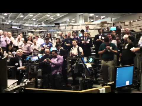 Mock Trading Session at the CBOE