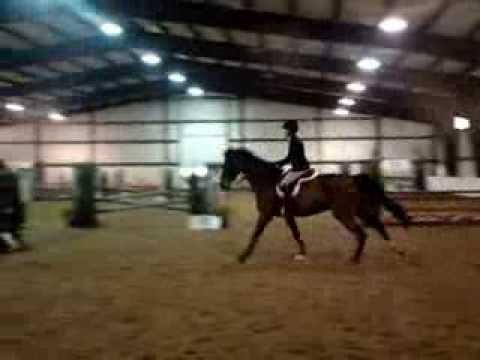 Jessica Barno- College Riding Video