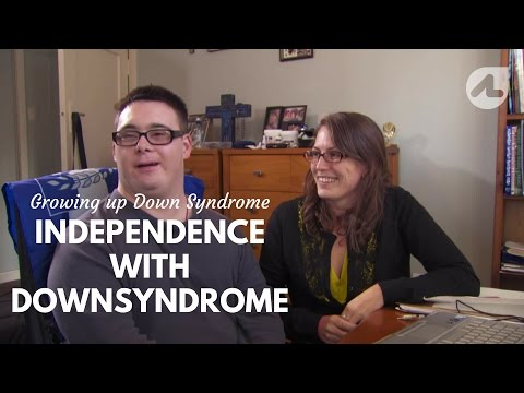 Independence with Down Syndrome