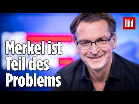 BILD-Analyse von Claus Strunz: Merkel ist Teil des Problems
