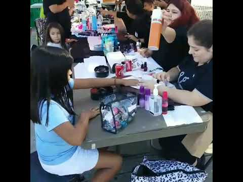Professional Institute of Beauty helping Currie Middle School at 1402 Sycamore Ave, Tustin, CA 92780