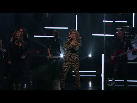 Shania TwainSwingin' With My Eyes Closed The Late Late Show 2017