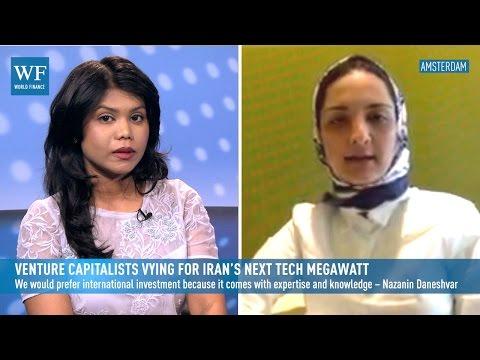 Venture capitalists vying for Iran's next tech megawatt   World Finance