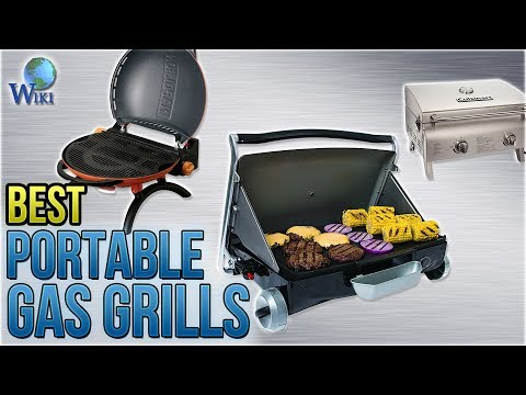 10 Best Portable Gas Grills 2018