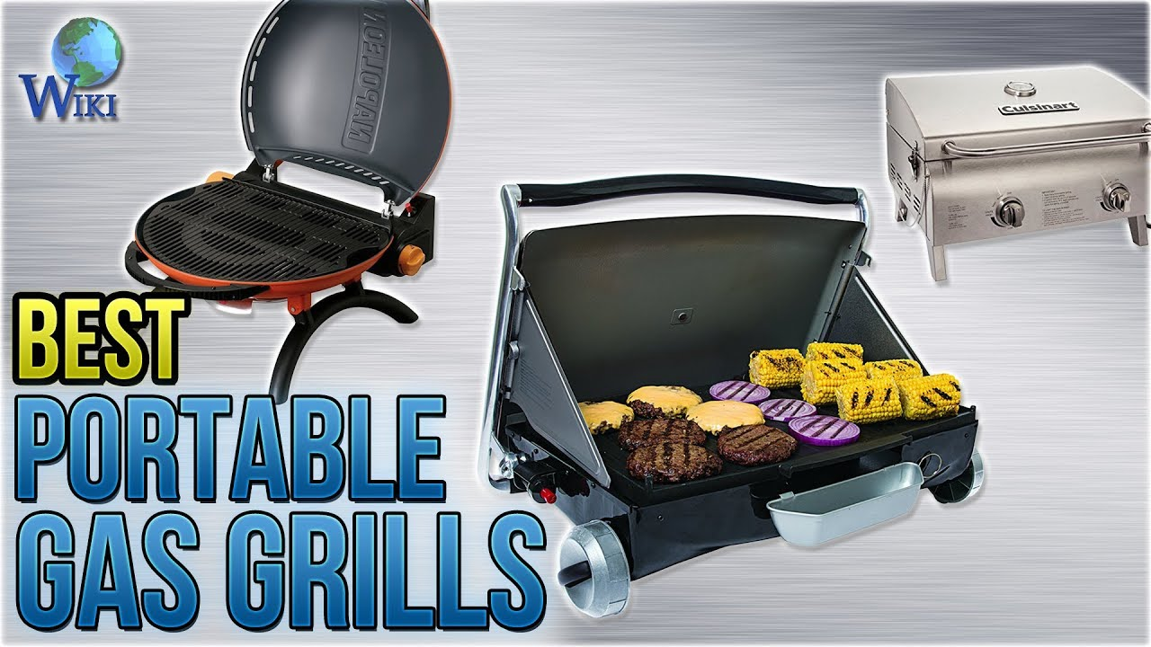 10 best portable gas grills 2018 youtube. Black Bedroom Furniture Sets. Home Design Ideas