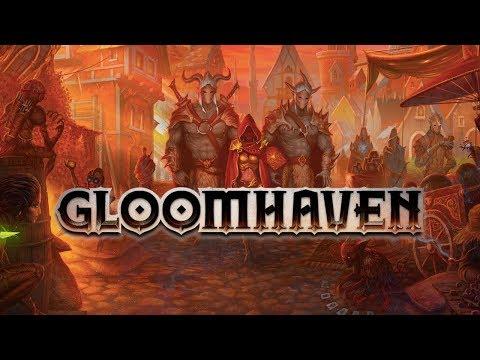 Gloomhaven PC  [Sponsored] - Ultra Hardcore Dungeon Crawling RPG