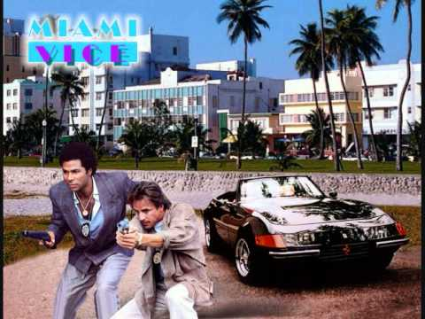 Miami Vice Music  The Who  Eminence Front