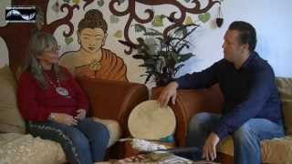 Robin Tekwelus Youngblood HealingSoundMovement TV interview