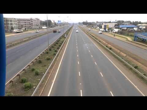 Thika Super Highway- Kenya
