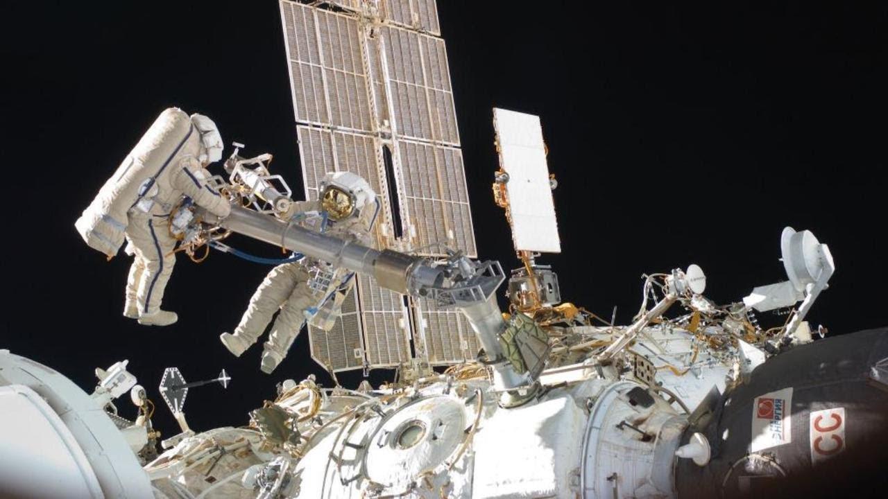 NASA to use robots to build new space station - Sky News Australia