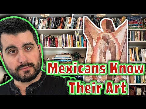 Mexicans Know Their Religious Art