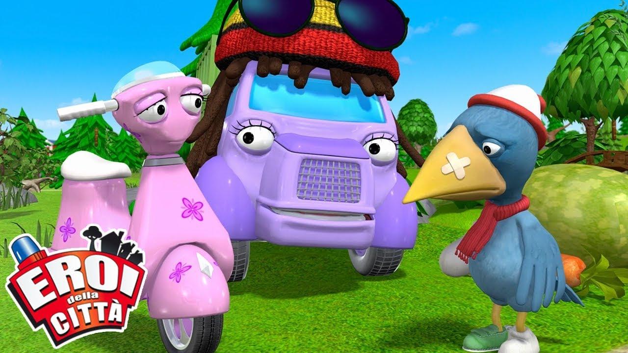 Eroi della città il nuovo robbie cartoni animati cartoni animati