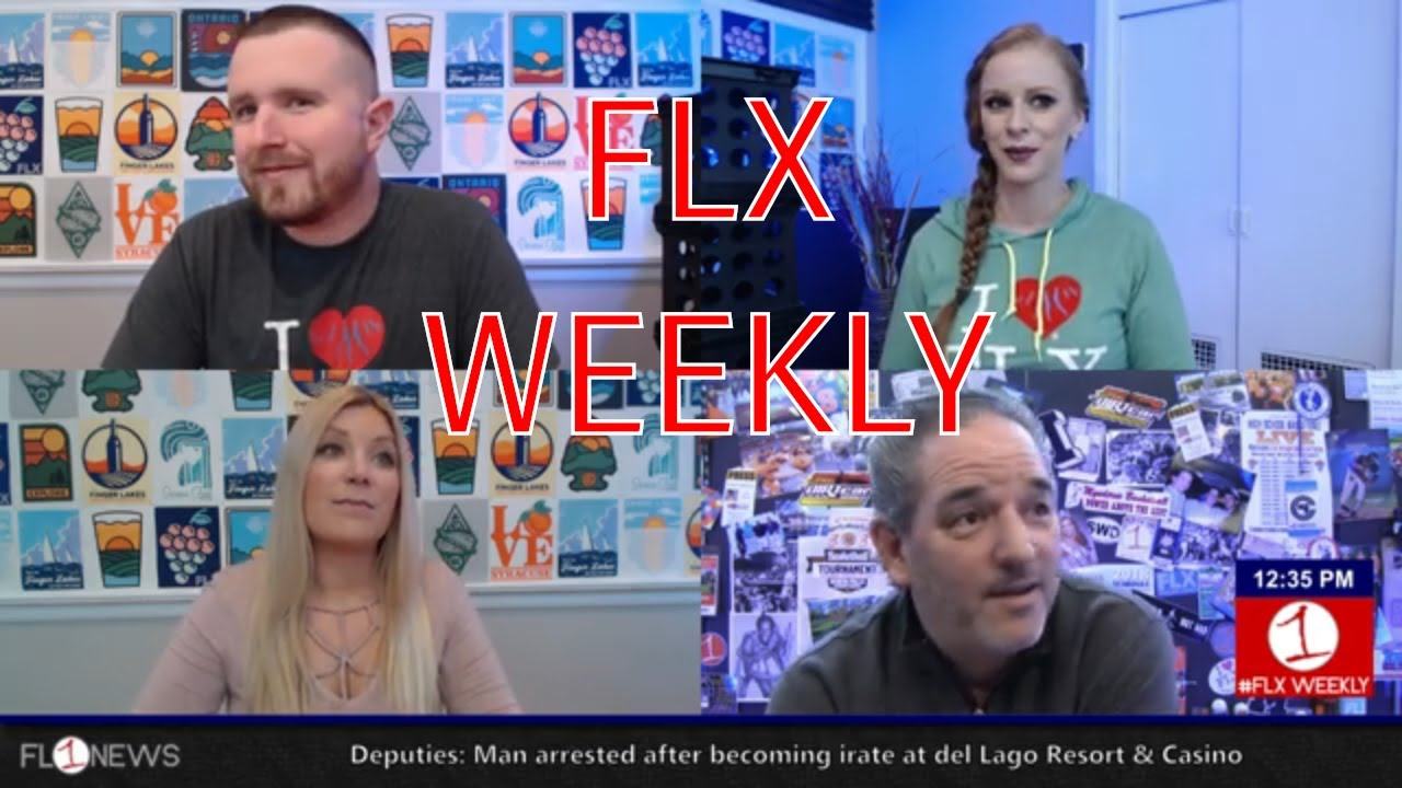 FLX WEEKLY: Instacart, Herons & Thinking Spring (podcast)